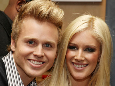 Heidi Montag and Spencer Pratt: Valentine's Day Divorce