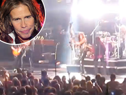 Aerosmith's Latest Hits Could Really Hurt a Guy (VIDEO)-photo