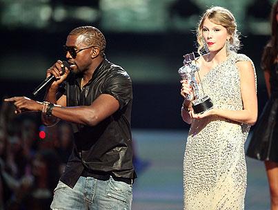 Taylor Swift & Kanye West to Reunite at VMAs?