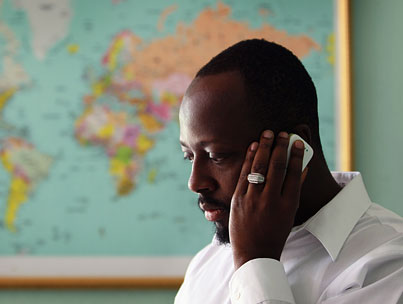 Wyclef Jean's Haiti Presidential Bid Is Over Already?