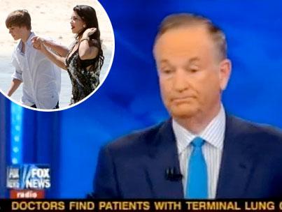 Bill O'Reilly Attacks Justin Bieber and Kim Kardashian (VIDEO)