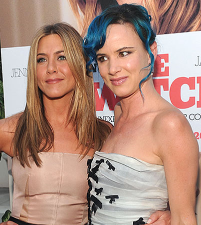 Rumor Control: No Feud Between Jen Aniston & Juliette Lewis