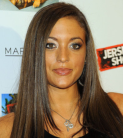 Sammi Walks Out on 'Jersey Shore'?