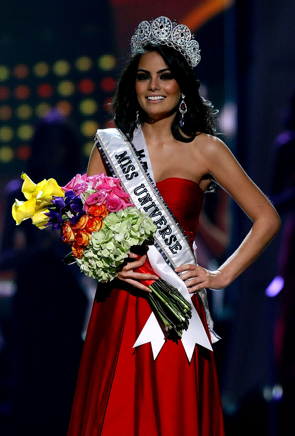Miss Mexico Wins Miss Universe Pageant (PHOTOS)