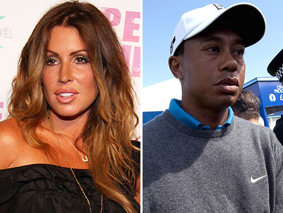 Rachel Uchitel Wants a Second Chance With Tiger Woods