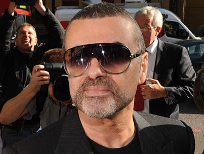 George Michael Pleads Guilty to Driving While High