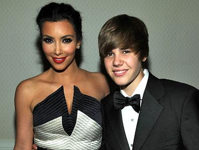 Kim Kardashian: Bieber's Got Swagger