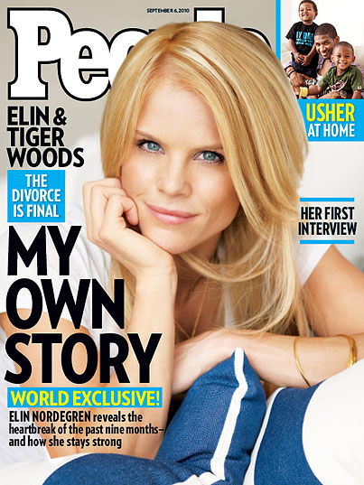 Elin Nordegren Gives First (and Last) Divorce Interview
