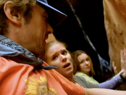 James Franco Gets Trapped in '127 Hours' Trailer (VIDEO)