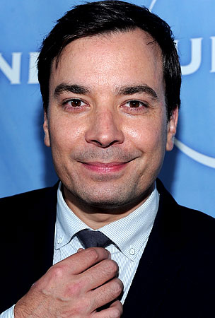 Jimmy Fallon Talks Emmys, 'Glee' Surprise
