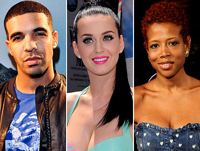 'Fireworks' Face-Off: Katy Perry vs. Drake vs. Kelis