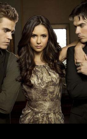 'Vampire Diaries': New Season 2 Cast Pics (PHOTOS)