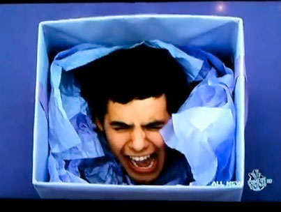 David Archuleta's Head Found in a Box! (VIDEO)