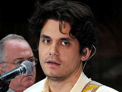 "John Mayer Says Aniston Reunion Rumors Are ""Full of Sh*t"""