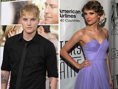 """Taylor Swift Dating """"Mine"""" Video Co-Star?"""