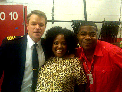 Matt Damon Gets Sherri Shepherd Pregnant, Sorta-photo