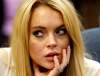 Lindsay Lohan's Other Legal Battle