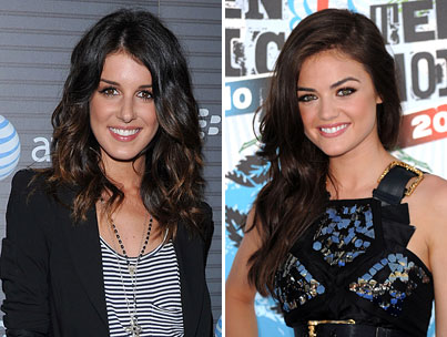 Shenae Grimes, Lucy Hale Join 'Scream 4′ Cast