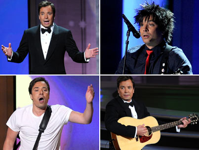 How Did Jimmy Fallon Do as Emmys Host? (POLL)