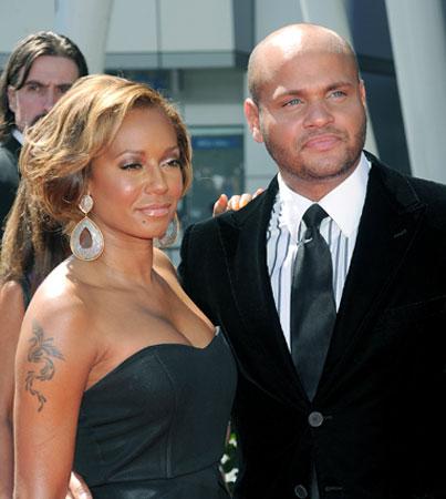 Mel B & Stephen Belafonte Split?