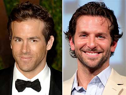 Ryan Reynolds and Bradley Cooper Join Forces for Hunkiest Movie Ever
