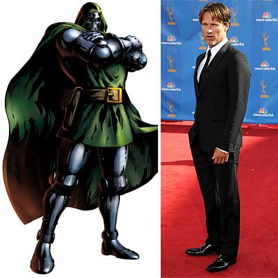 Stephen Moyer to play Doctor Doom in 'Fantastic Four' Reboot?