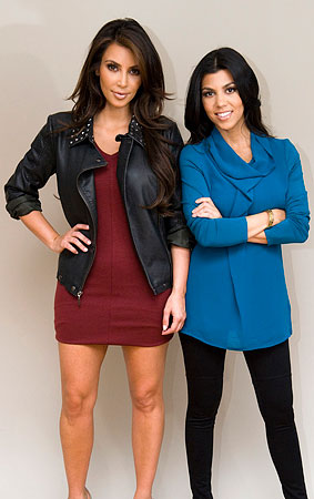 Check Out the Kardashians New QVC Clothing Line! (PHOTOS)