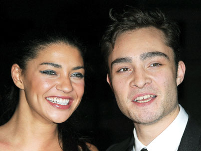 Jessica Szohr & Ed Westwick Back Together?