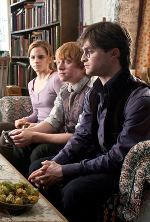 'Harry Potter and the Deathly Hallows': New Pics! (PHOTOS)