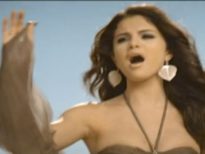 Selena Gomez's 'A Year Without Rain': Sneak Preview! (VIDEO)