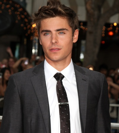 Zac Efron to Star in 'Art of the Steal'