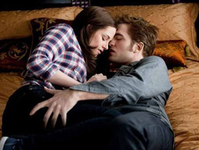 'Breaking Dawn' Birth Scene Will Be as 'Intense' as Book