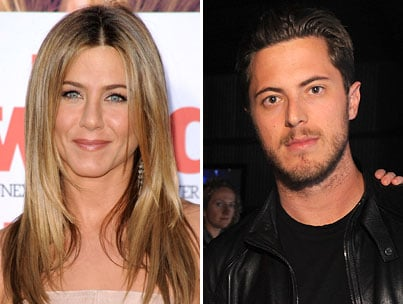 Jennifer Aniston Dating Lindsay Lohan's Ex?