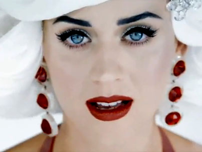Katy Perry Gets Freaky for the Germans (VIDEO)-photo
