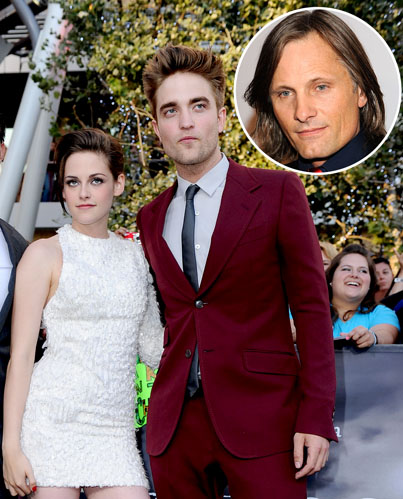 Robert Pattinson Wants to Sit in on Kristen Stewart's Sex Scenes