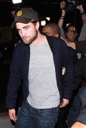 Rumor Control: Robert Pattinson Not Appearing on 'Entourage'