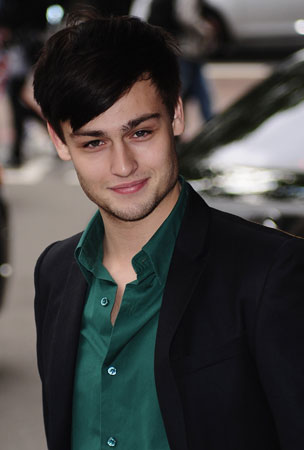 Meet Miley Cyrus' Cute Co-Star, Douglas Booth (VIDEO)