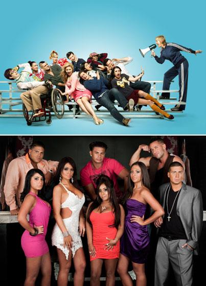 'Jersey Shore' and 'Glee' Stars to Present at VMAs