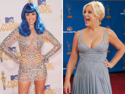 Katy Perry, Amy Poehler Kicking Off 'SNL' Season