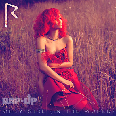 "Check Out Rosy Rihanna's ""Only Girl"" Cover Art!"