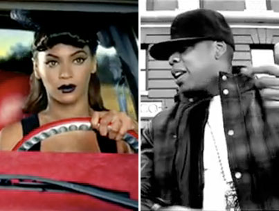 VMA Face Off: Beyonce vs. Hubby Jay-Z (VIDEO)