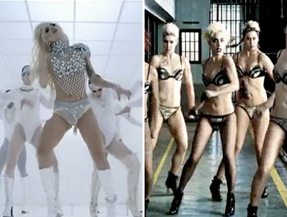 VMA Face-Off: Lady Gaga vs. Herself