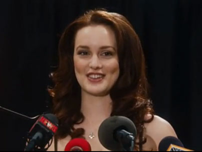Leighton Meester Goes 'Country Strong' (VIDEO)