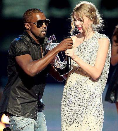 Will Kanye West & Taylor Swift Reunite at the VMAs?