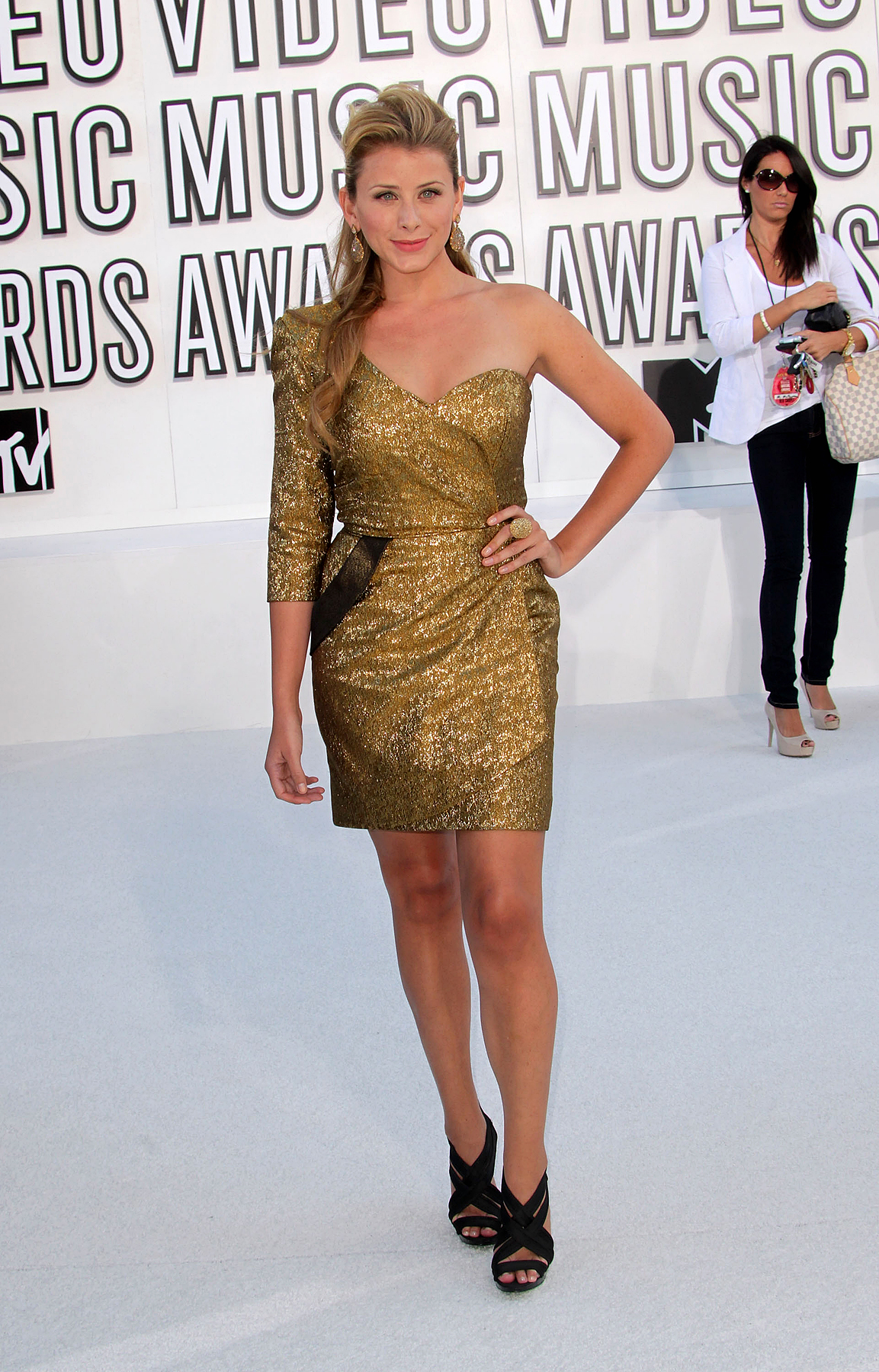 Lo Bosworth at 2010 MTV Video Music Awards (PHOTOS)