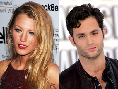 Blake Lively & Penn Badgley Do Battle at the Box Office