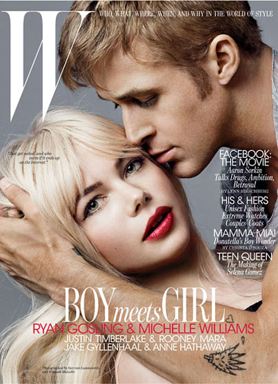 "Michelle Williams & Ryan Gosling: Sex Scenes Are ""Toxic"""