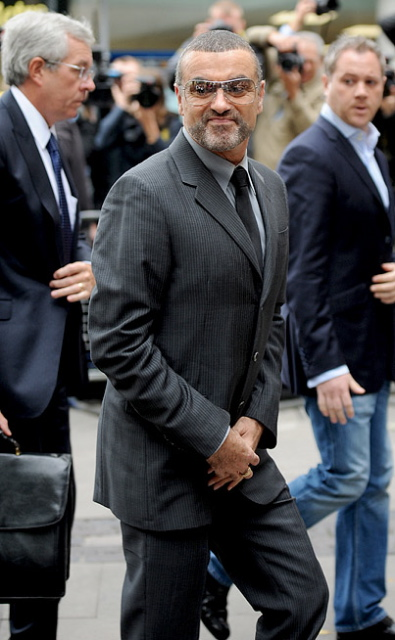 George Michael Sentenced to Jail Time
