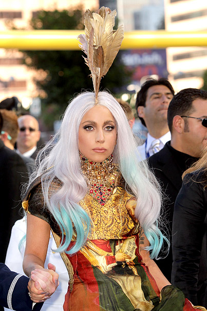 Lady Gaga Calls for Repeal of Don't Ask, Don't Tell