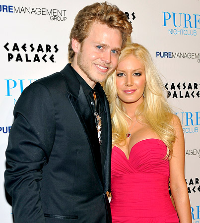 Spencer Pratt and Heidi Montag: Partners in Crime Once Again?